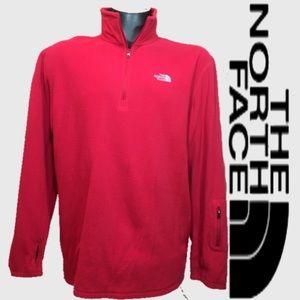 The North Face Quarter Zip Pullover Fleece